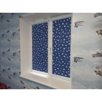 Рулонные шторы black-out в детскую комнату